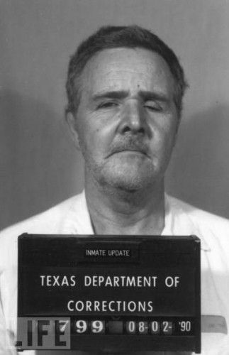 "Henry Lee Lucas (8/23/36-3/13/01) was convicted of murder in 11 different cases and once listed as America's most prolific serial killer; he later recanted his confessions, and flatly stated ""I am not a serial killer"" in a letter. Lucas confessed to involvement in about 600 murders, but a more widely circulated total of about 350 murders committed by Lucas is based on confessions deemed ""believable"" by a Lucas Task Force."