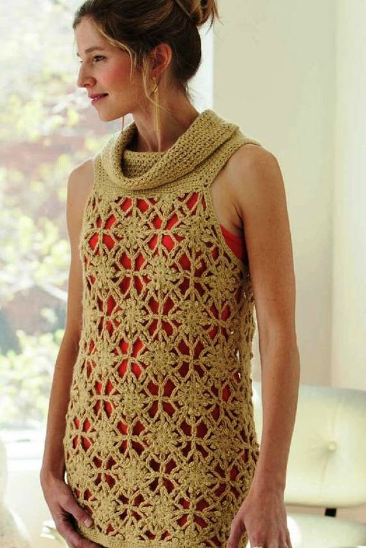 Free Crochet Patterns Sleeveless Tops : 1000+ images about Crochet Tops: Sleeveless II on ...