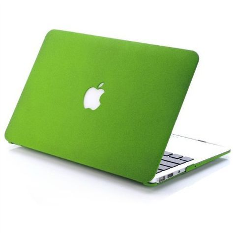 """HQF® Laptop Quicksand Cover, Snap on Cover Hard Shell Case for Apple 11-inch MacBook Air 11.6"""" A1370/A1465(Green) HQF http://www.amazon.com/dp/B00S65WFXG/ref=cm_sw_r_pi_dp_TLNVub112DEF9"""