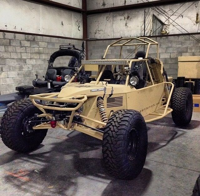 Tactical buggy