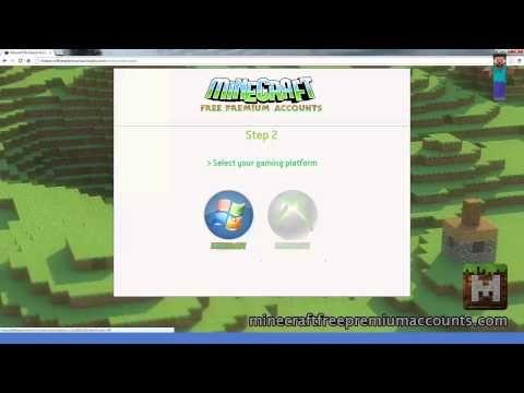 Minecraft Premium Account - NO GENERATOR - June 2013 working accounts