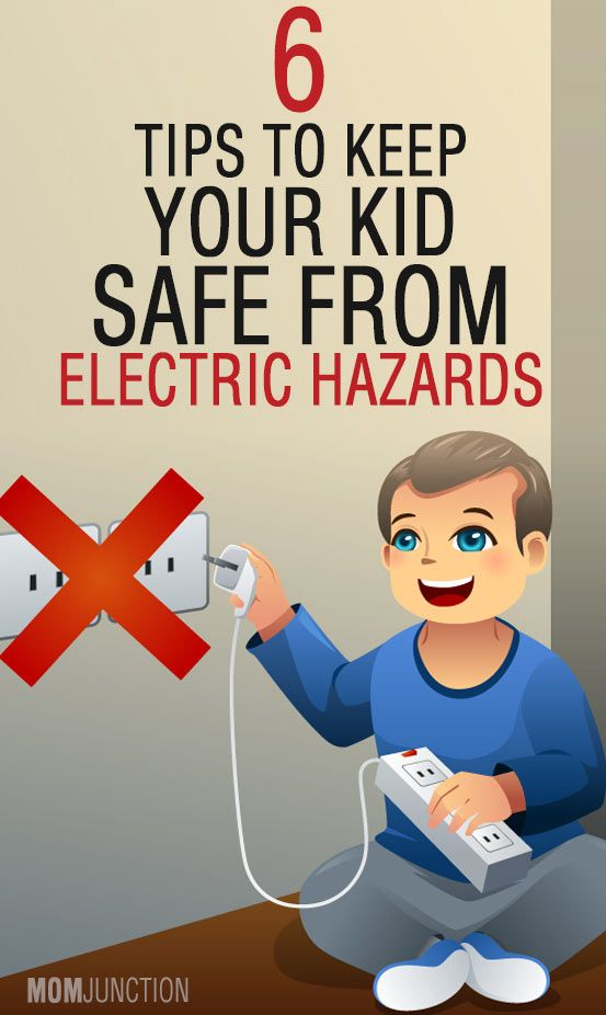6 Simple Tips To Keep Your Kid Safe From Electric Hazards #SafetyTips #Electrical #24hremergencyservice