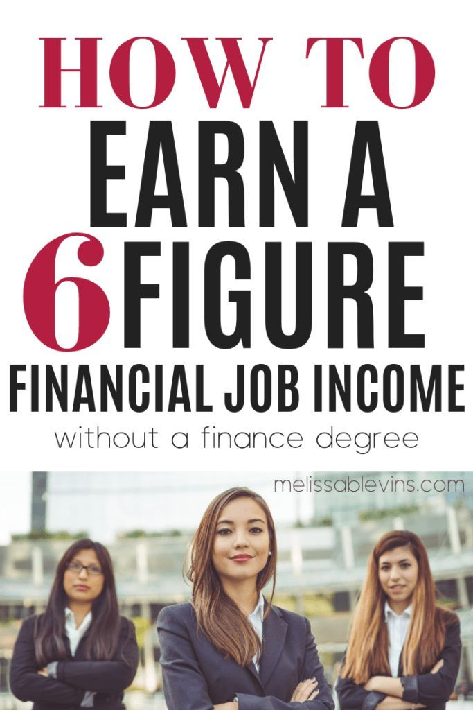 How to Get a Financial Job Without a Degree in Finance