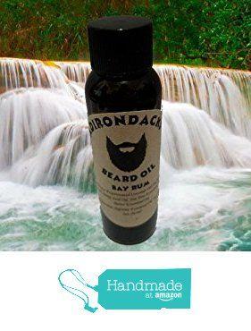 Adirondacks Beard Oil 2oz Bay Rum scent All Natural Ingredients from Adirondacks Beard Oil https://www.amazon.com/dp/B01MQJ4MV6/ref=hnd_sw_r_pi_dp_7nglyb65J451B #handmadeatamazon