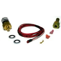 BD Diesel Performance 1081130 Red Low Fuel Pressure LED Alar