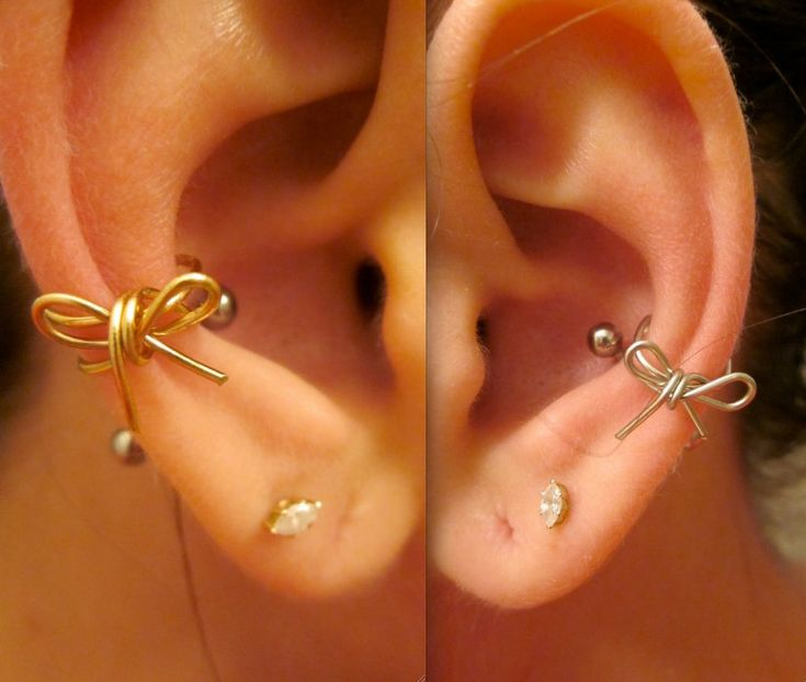 350 best ear cuffs and ear threads images on earrings