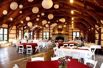 Thoughts on this venue? Close. Cheap. Small deposit. And it's pretty!