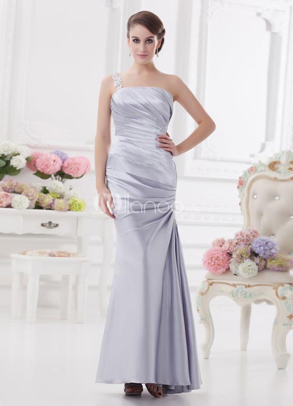 Elegant  best One Shoulder Evening Dresses for Women images on Pinterest Shoulder dress One shoulder and Evening dresses