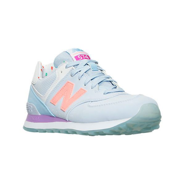 New Balance Women's 574 State Fair Casual Shoes featuring polyvore, women's  fashion, shoes,