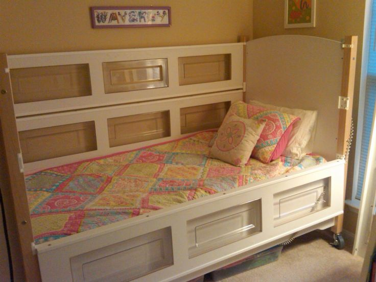 Kids Room Furniture , 17 Hottest Enclosed Beds For Special Needs Children :  Special Needs Kids