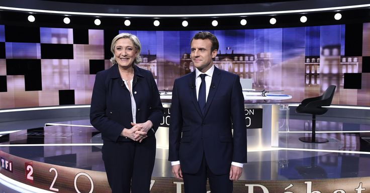 Macron Is Opinion Polls Favorite As France Elects New President Sunday