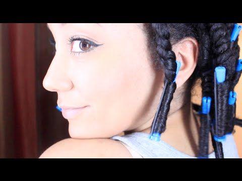 "Twist & Curl | Super Defined Ends ""Natural Hair"""