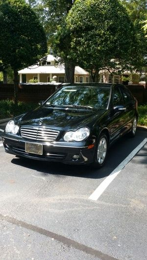 2006 Mercedes C280 4matic in Charlotte, NC (sells for $8,800)