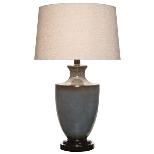 Ponderosa BLUE TABLE LAMP