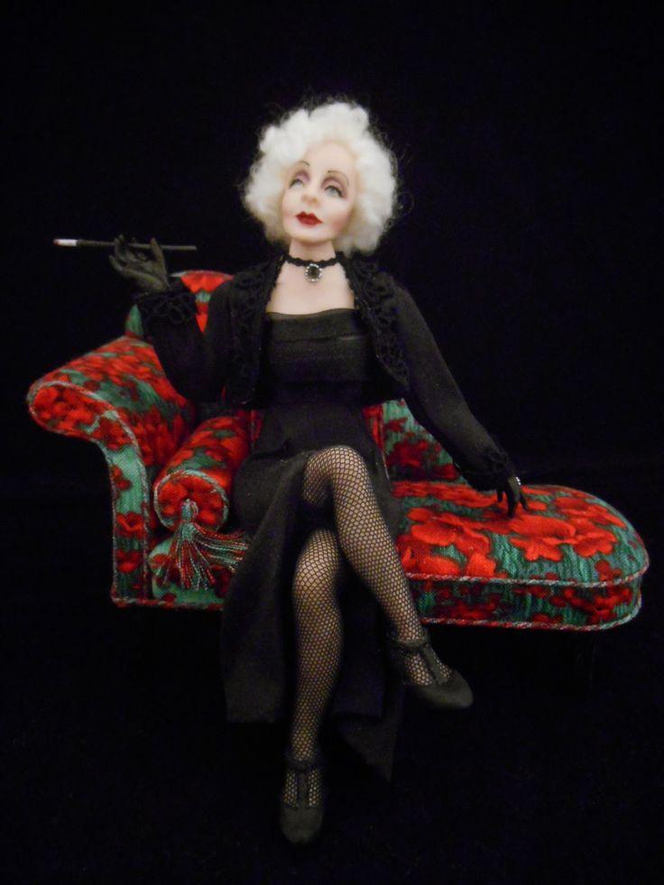 Julie Campbell Doll Artist