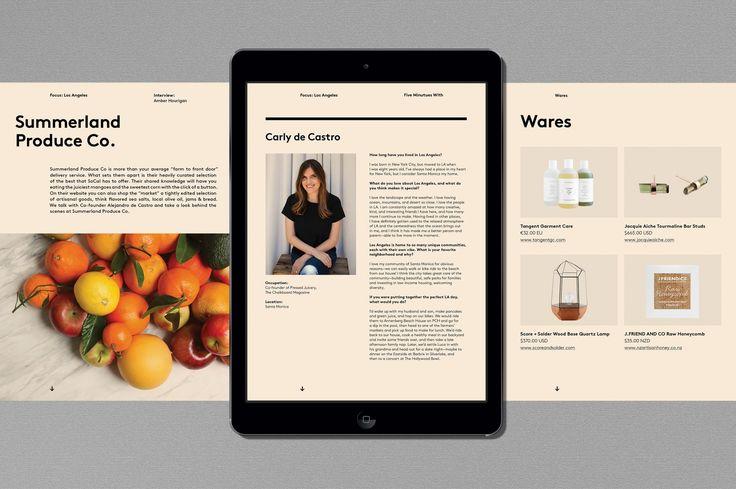 Nourished Journal – Digital edition