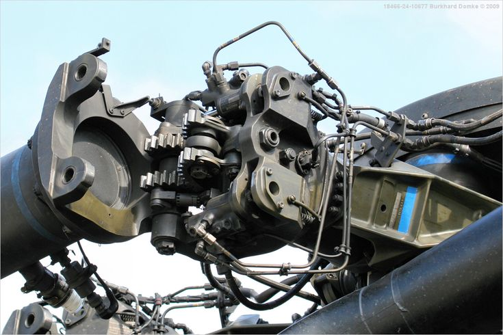 Helicopter gears