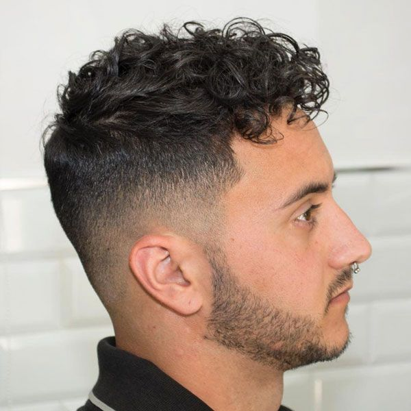 Curly Hair Fade Best Curly Taper Fade Haircuts For Men 2020 Guide Curly Hair Men Mens Haircuts Fade Curly Hair Fade