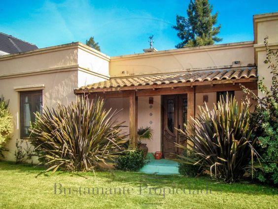 Casa 70 m2 techo chapa buscar con google arquitectura for Decoracion estilo colonial