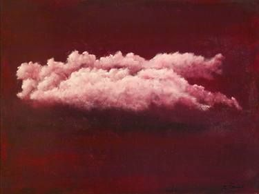 Clouds and Trees curated by Klaudija Cermak. Check out the collection of art I curated on Saatchi Art. #art