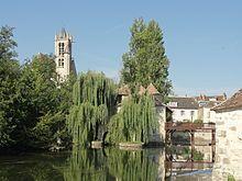 Moret-sur-Loing — Wikipédia