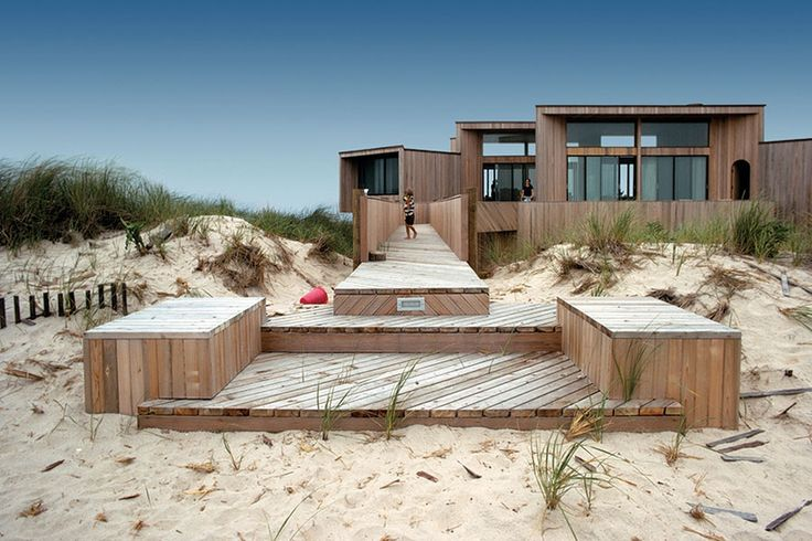 fire island beach house by horace gifford