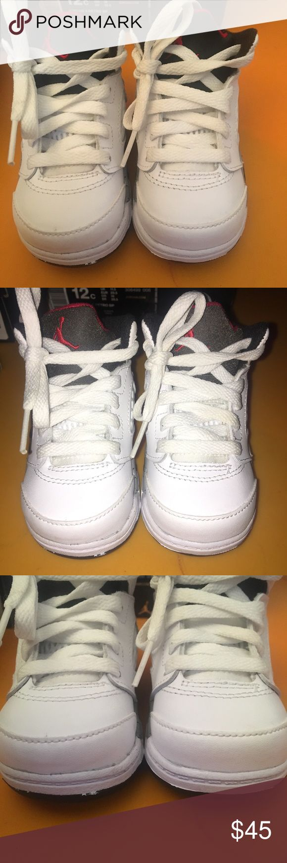 Toddler Jordans Size 5C Like new condition. Comes with original box Jordan Shoes Sneakers