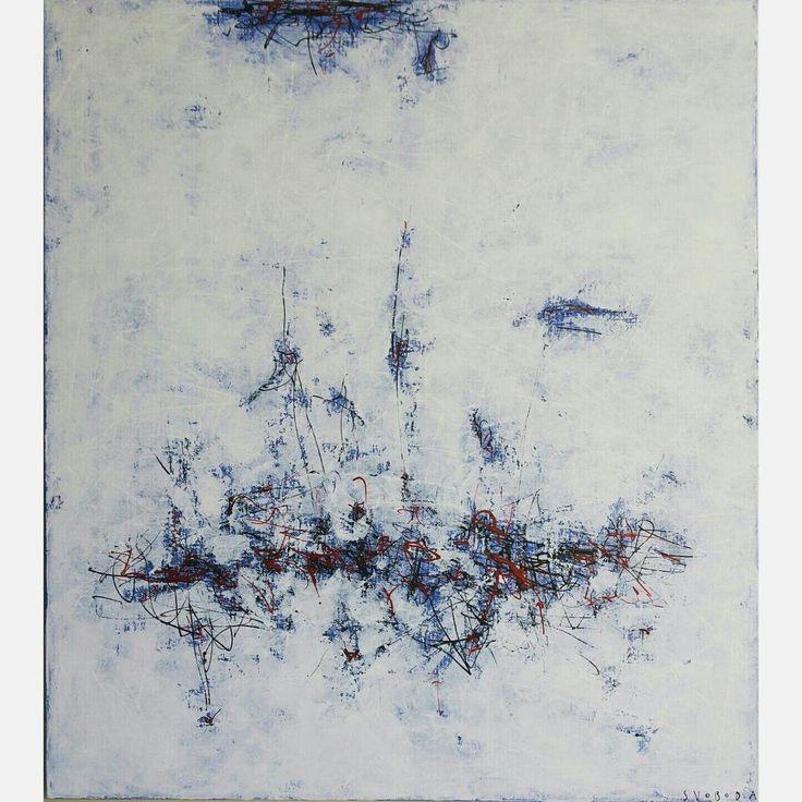 Jan Svoboda: White, black and red lines