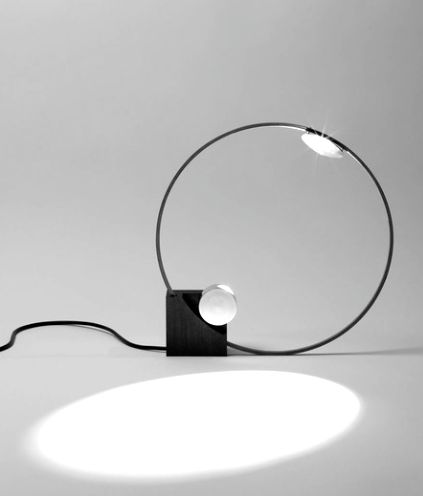 Studio Roso | Circle Lamp. OPENMALL