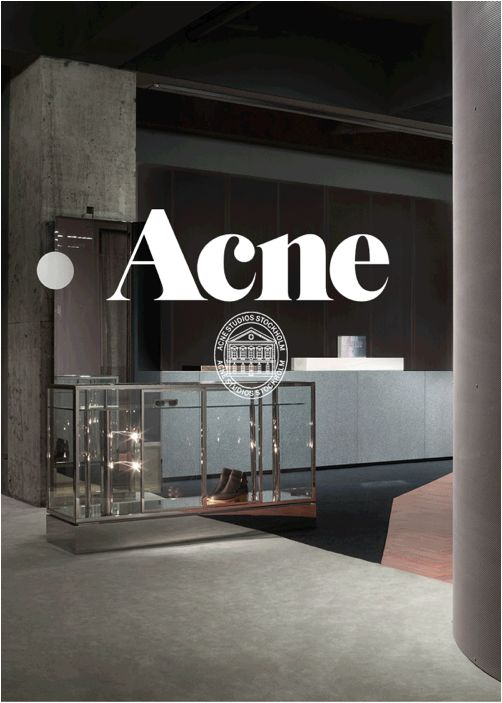 Acne Studios Flagship Store, Aoyama Tokyo.