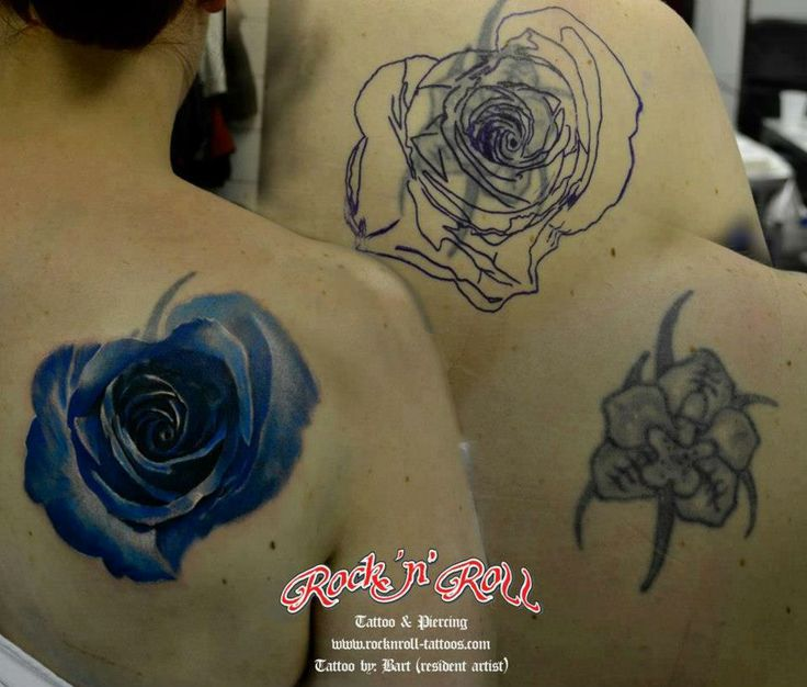 Best Cover Up Tattoos | The best ever cover up tattoos!