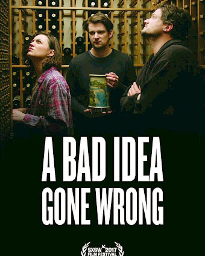 A Bad Idea Gone Wrong #release#on : #30november2017  #charactersname : #MattL.Jones #Marlon #JonnyMars #SecurityGuard #Jennymarie #Waitress  #EleanorePienta #Darcy #SamEidson #PizzaGuy #WillRogers #Leo