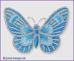 Butterflies: Zundt Design, Ltd.