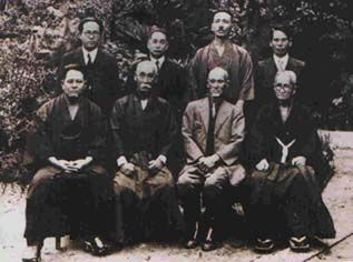 Okinawan Karate Masters