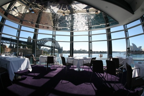 Quay - Peter Gilmore, address : Overseas Passenger Terminal, The Rocks, Sydney 2000