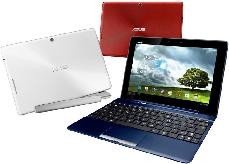 Asus Transformer Pad TF300T - Nouvelle tablette de 10,1 pouces avec dock-clavier optionnel