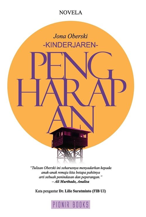 Judul asli: Kinderjaren Pengarang: Jona Oberski Harga: Rp 30.000 Tebal: 96 hlm