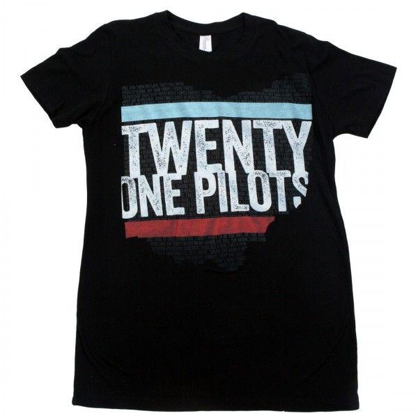 Ohio Stripes T-Shirt - T-Shirts - Apparel