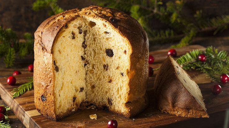 La Ricetta del Panettone Senza Glutine di Luca Sessa per realizzare in casa il dolce natalizio per eccellenza e festeggiare il Natale con tutti i familiar..