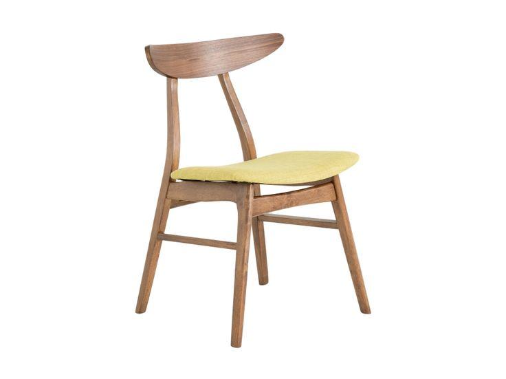 LILLY Stuhl Grün/Walnuss in der Gruppe Für den Innenwohnbereich / Stühle / Esszimmerstühle bei Furniturebox (110-71-95448)