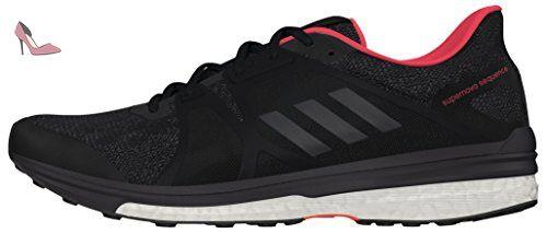 adidas Supernova Sequence, Entraînement de course femme, Noir - Negro (Negbas / Nocmét / Neguti), 41 1/3 EU - Chaussures adidas (*Partner-Link)