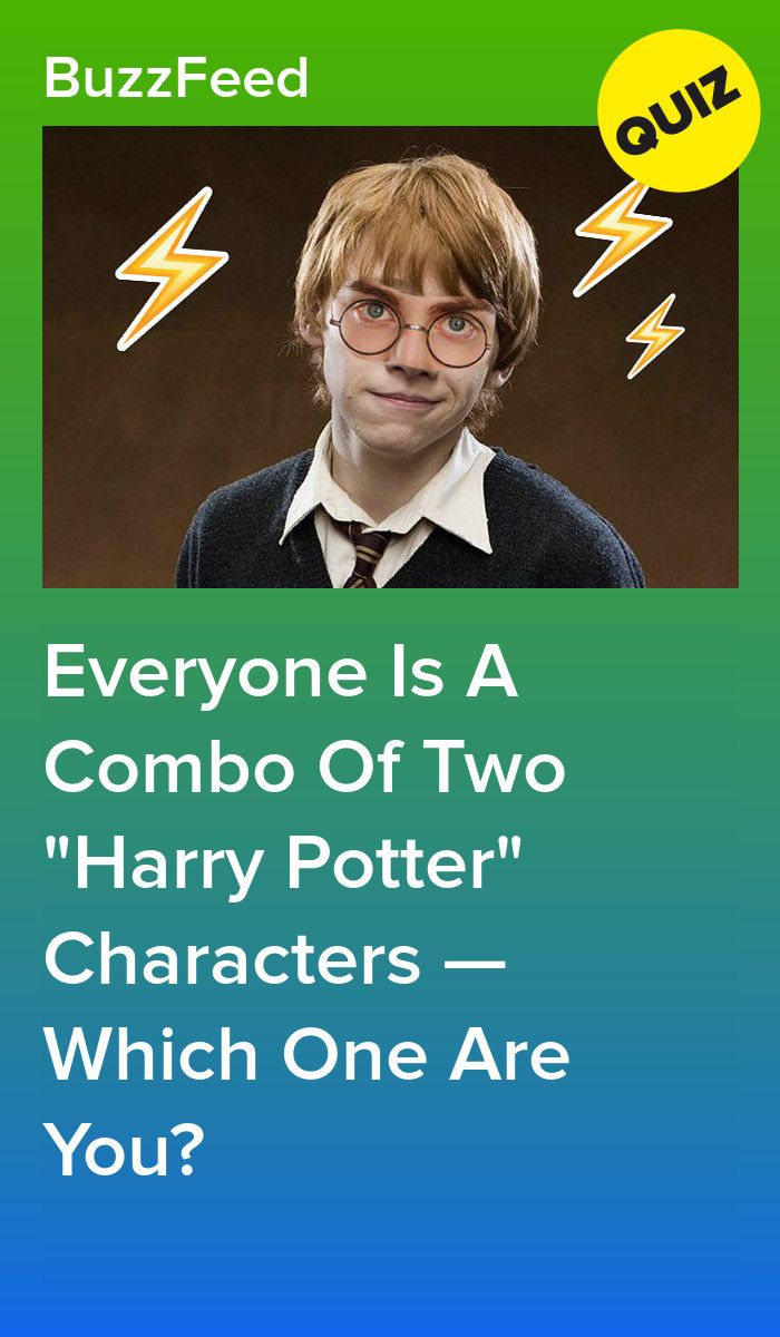 Everyone Is A Combination Of Two Harry Potter Characters Here S Yours Harry Potter Characters Harry Potter Buzzfeed Harry Potter Quiz