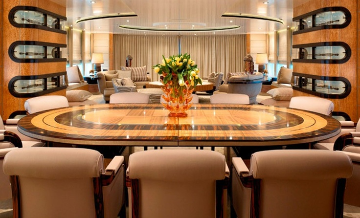 17 best images about artisan david linley on pinterest for Table design yacht