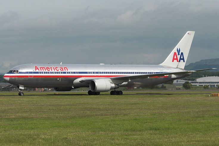 American airlines boeing 767-300 seating chart