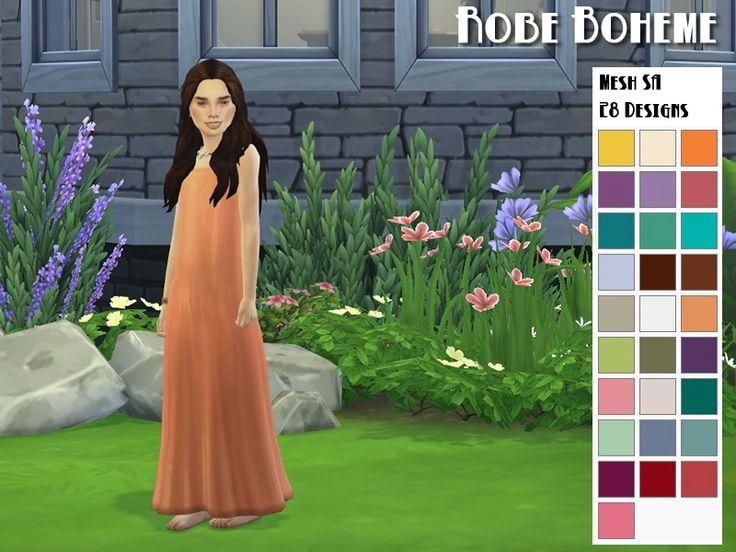 226 besten boho industrial sims 4 bilder auf pinterest - Sims 3 spielideen ...