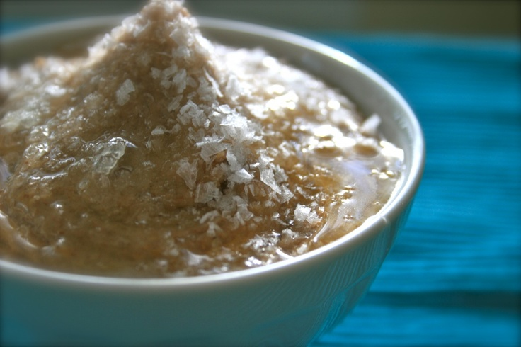 butter sea salt honey almonds salts snack vegetarian forward honey sea ...
