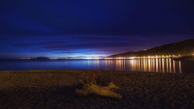 Night glow by Jake Moran on 500px