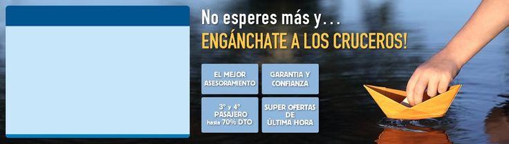 Cruceros Elquenocorrevuela.Com desde 199€. Mediterráneo, Fiordos, ofertas Pullmantur y Costa Cruceros