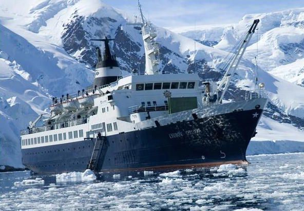 This Modern Day Cruise Ship Is Deserted But Still Haunting The Sea
