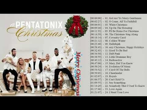 Pentatonix Christmas Youtube.60 Christmas Songs By Pentatonix 2018 Pentatonix